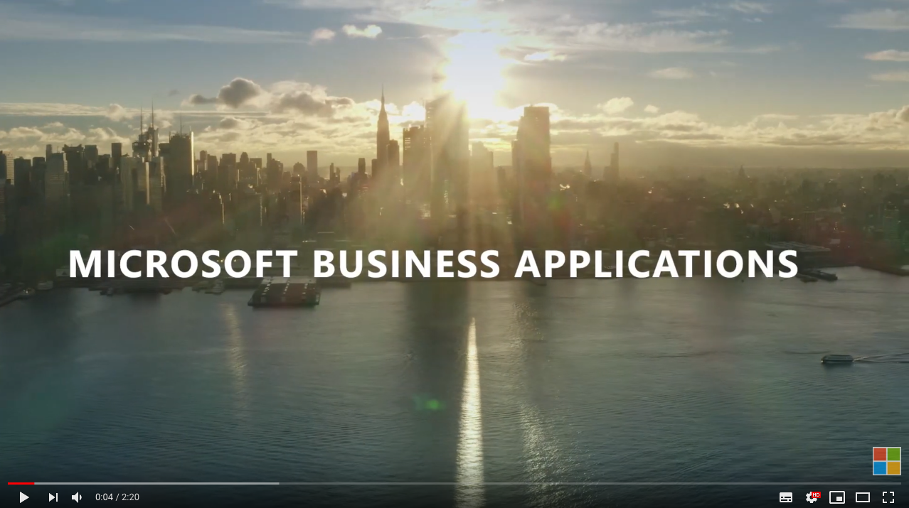 Microsoft Business Applications