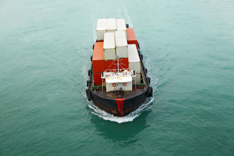 Container ship-1
